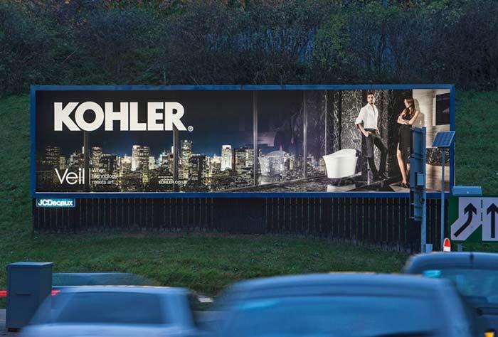 Airport Billboard Advertising