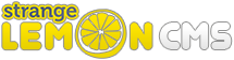 Strange Lemon CMS