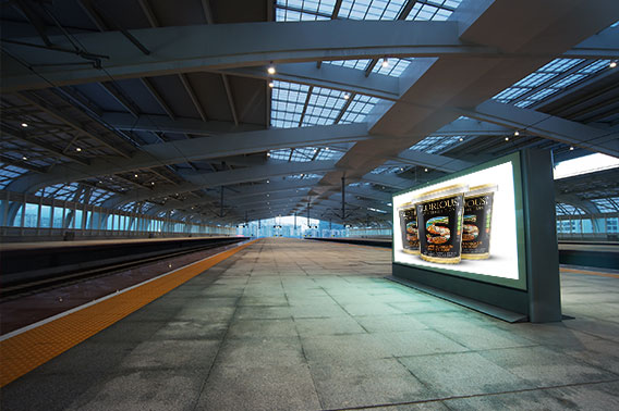 Rail Advertising